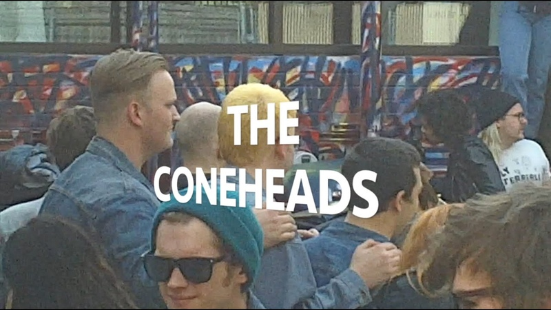 The Coneheads Live Set @ Everything Is Not Ok Oklahoma City OK