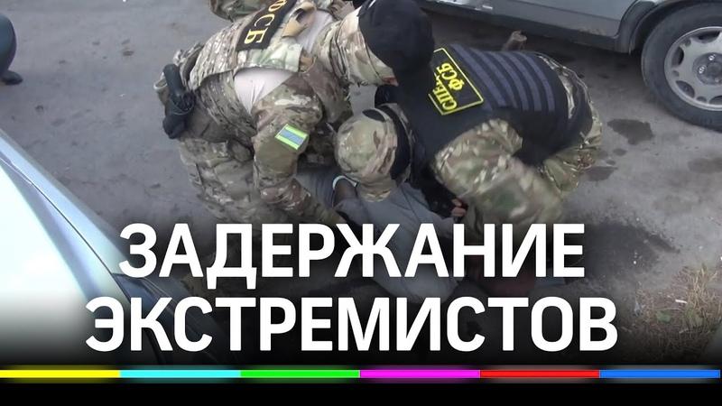ФСБ ликвидировала ячейку исламистов в Вологограде