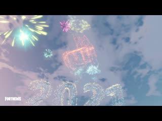 Новый Год в Fortnite!