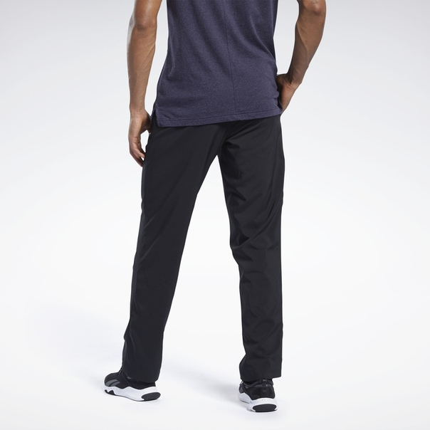 Спортивные брюки Training Essentials Woven Open Hem image 3