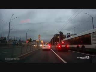 Форсаж в России. Петербург погоня за черным Toyota Land Cruiser полная версия