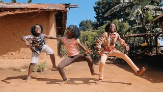 Masaka Kids Africana Dancing This is Africa (  Full video link in description )