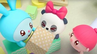 Малышарики – Непоседа   Новая Серия 190   Мультики для детей