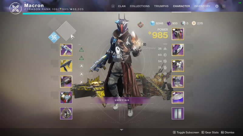 Pit of Heresy solo flawless trial