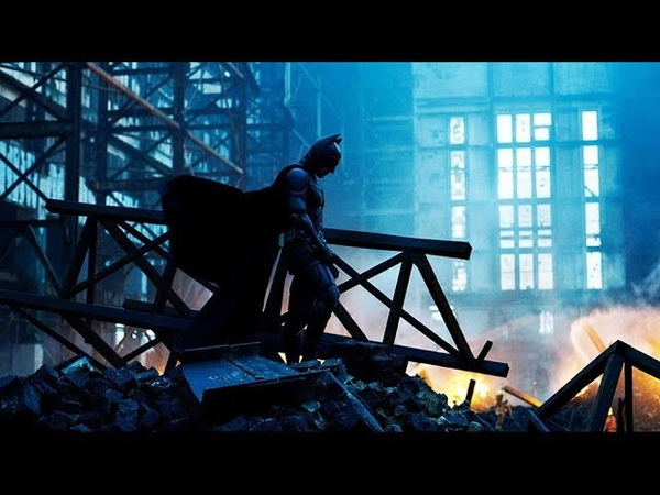 The Beauty Of The Dark Knight Trilogy