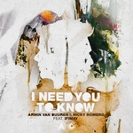 Armin van Buuren, Nicky Romero feat. Ifimay - I Need You To Know