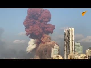 4 августа 2020 года в Бейруте на территории морского порта взорвалось хранилище конфискованных химических веществ