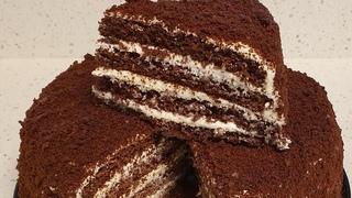 ВОТ ОНО! СПАРТАК Который Вы ищите Давно‼️ Бисквитный МЕДОВЫЙ Торт как Пух🔥