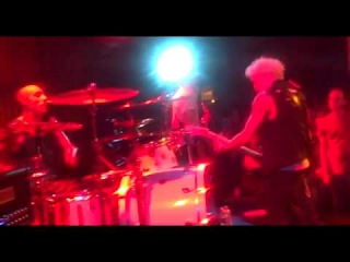 Deryck Whibley Tribute to Metal Music at the Lyric Theatre