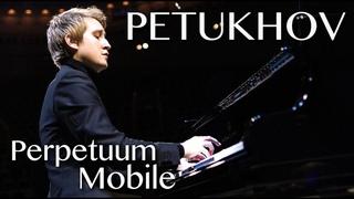 Dmitry Masleev plays Petukhov - Perpetuum Mobile