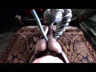 Neko vampire elli 1080p   cartoon   porn   rule 34   fuck   futa   rule34   sfm   3d   sex  gonzo   hard   true   мульт