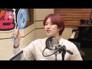 "140315  | MBC C-RADIO ""Idol True Colors"" EP. 1 (Guest: Kim Heechul)  | Jia, Fei 3/4"