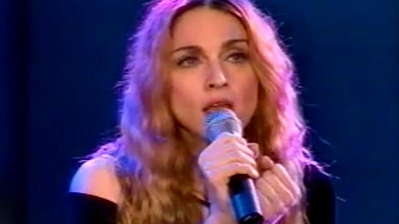 Madonna - Little Star (live Oprah 1998)