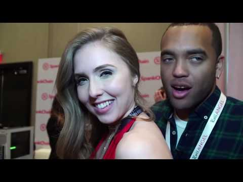 BEST STAR INTERVIEWS from my first AVN - Living The Dream Vol1 with Javi Mac