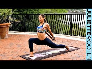 Full Body Yoga | Live 60 Min Class #2 | Juliette Wooten