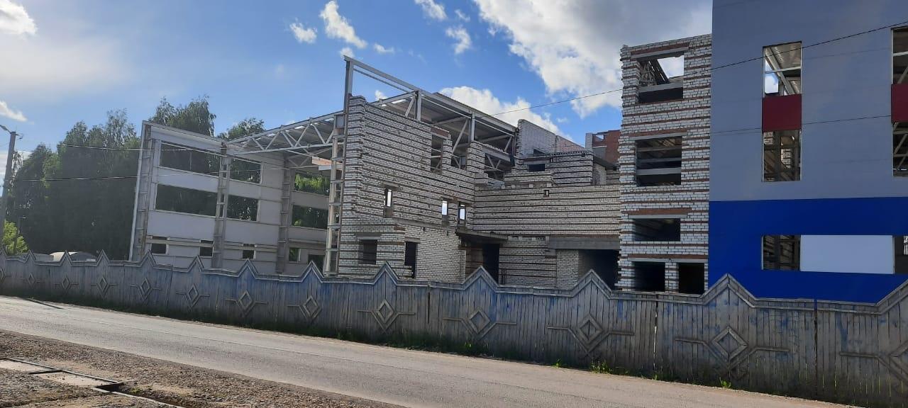 В Сернурском районе достроят физкультурно-оздоровительный комплекс