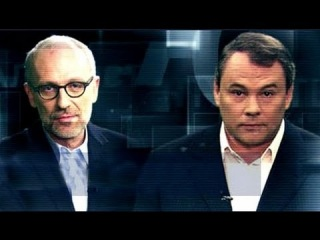 """Политика с Петром Толстым. """"Украина: под огнем, несмотря на перемирие"""" ()"""