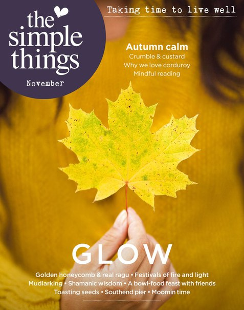 The Simple Things November 2017