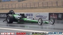 BLAKE RACING MODIFIED FRONT ENGINE DRAGSTER 7 31 @ 184 MPH