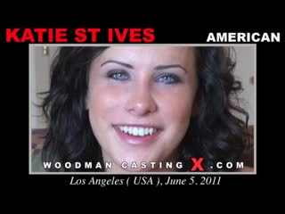 Katie St Ives - интервью