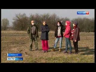 В селе Ижевское соседи ополчились против фермера