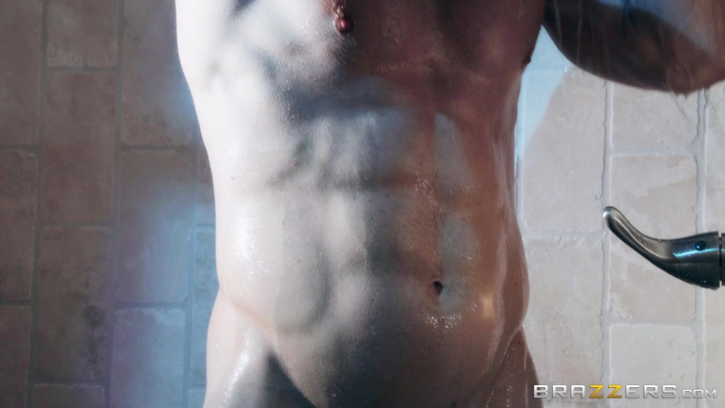 Abigail Mac (Horny and Dangerous)[2018, Big Tits Worship,Blowjob POV,Brunette,Criminal, 1080p]