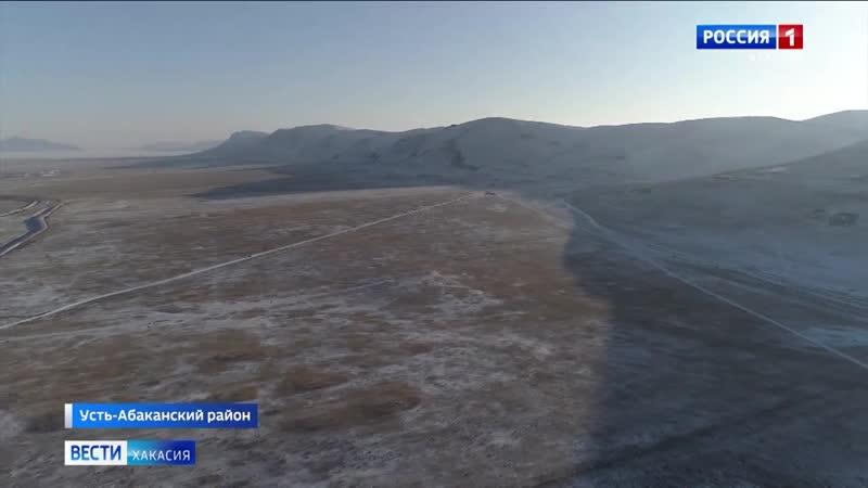 На стрелковом поле под Пригорском обнаружены древние захоронения