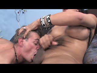 IMPOSSIBLE BI SHEMALE CONFUSED JERK OFF TRAINER 2