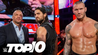 [#My1] Jaw-dropping faction member reveals: WWE Top 10, Oct. 11, 2020