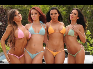 Monique Alexander Madison Ivy Kirsten Price Rachel Starr