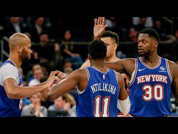 Denver Nuggets vs New York Knicks - Full Game Highlights | December 5, 2019 | NBA 2019-20