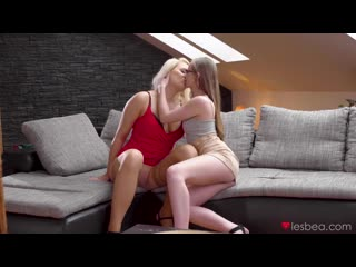 Lady Bug and Gina Varney [Lesbian]