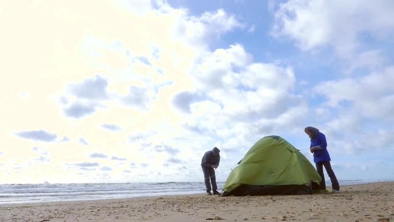 Отдых на Черном море дикарем в палатках: экипировка, что необходимо знать, быт и советы, изображение №6