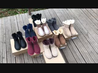 Ugg luxe