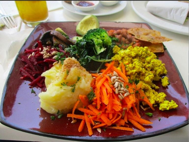 Лучшие вегетарианские рестораны мира, изображение №10