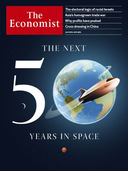 The Economist USA 07.20.2019