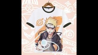 Повседневная аниме наруто футболка мужская унисекс uzumaki sasuke kakashi косплей футболки короткий рукав футболка мода