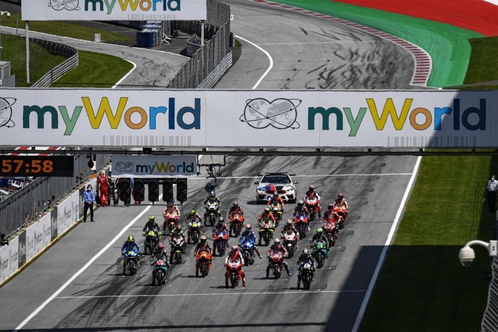 Фотографии Гран При Австрии 2020
