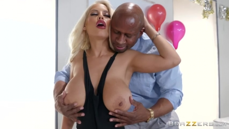Brazzers Exxtra Bridgette B big tits milf June 01,