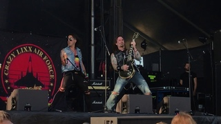 Crazy Lixx - Live at Sommarrock 2019 - Full show