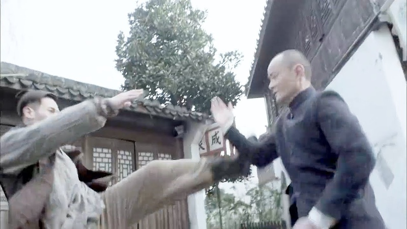 Chinese soldier assassinate senior enemy chief!Jagged soldier 16