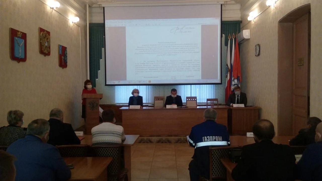 В бюджет Петровска на 2021 год заведены средства на четвёртый этап реконструкции горпарка