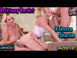 [DDFNetwork] Brittany Bardot, Rebecca Sharon - Fisting And Fucking
