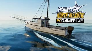 Fishing: North Atlantic Gameplay (PC HD)