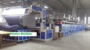 Stenter Machine♣Heat setting, drying wet fabric,soft finish, Dia GSM controlling,shrinkage