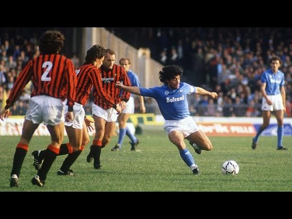 Diego Maradona ● Magical Moments In Napoli HD