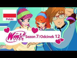 Klub Winx: Sezon 7, Odcinek 12 - «Czarodziejskie zwierzę dla Tecny» (Polski)