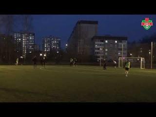 Восточный дивизион НФЛ 3  Старая Сеньера - Бизоны - 4:1