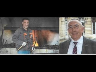 Serge PETITDEMANGE et Christophe CHALENCON défient l'exécutif