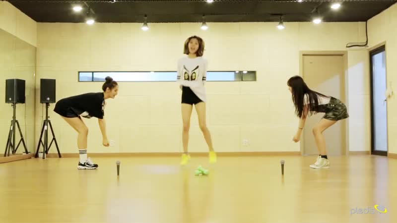 [ETC] ORANGE CARAMEL(오렌지캬라멜) _나처럼해봐요(My Copycat)_ Dance Only.